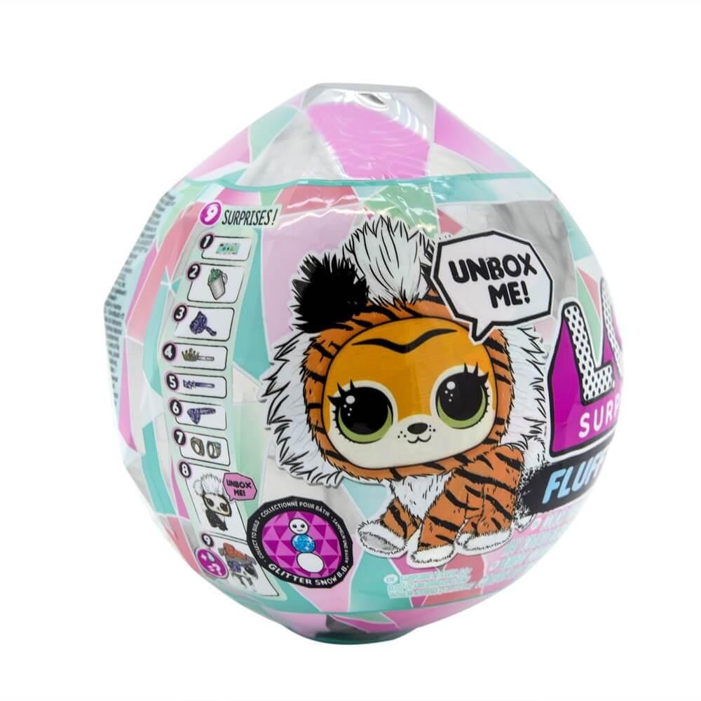 Кукла LOL Surprise FLUFFY Pets Winter Disco - ЛОЛ Пушистые питомцы Зимнее Диско - 2